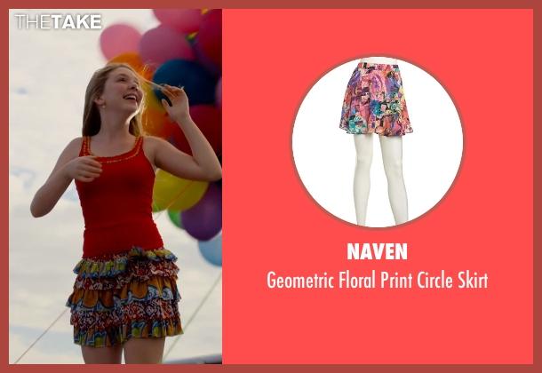 Naven skirt from Dolphin Tale 2 seen with Cozi Zuehlsdorff (Hazel Haskett)