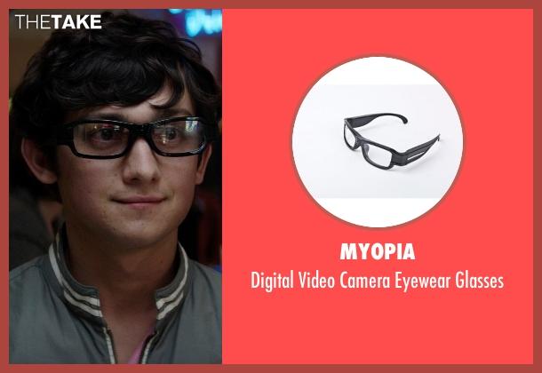 Myopia glasses from Neighbors seen with Craig Roberts (Assjuice)