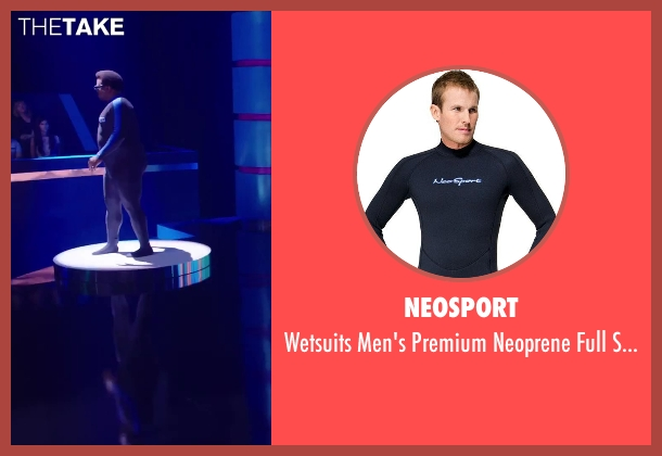 NeoSport suit from Hot Tub Time Machine 2 seen with Craig Robinson (Nick)