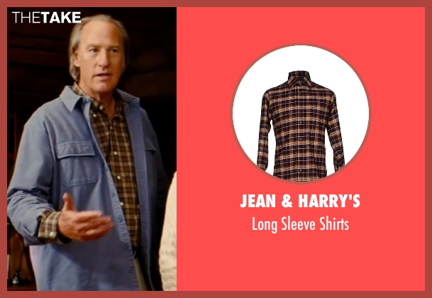 Jean & Harry's brown shirts from The Proposal seen with Craig T. Nelson (Joe Paxton)