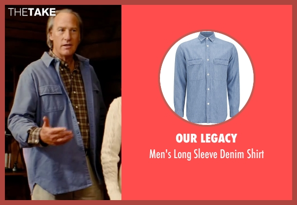 Our Legacy shirt from The Proposal seen with Craig T. Nelson (Joe Paxton)