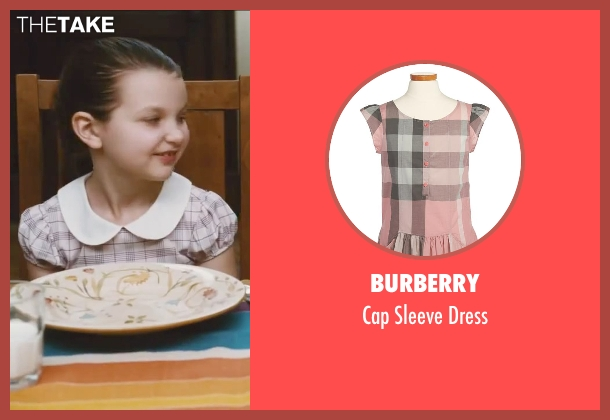 Burberry dress from Little Fockers seen with Daisy Tahan (Samantha Focker)