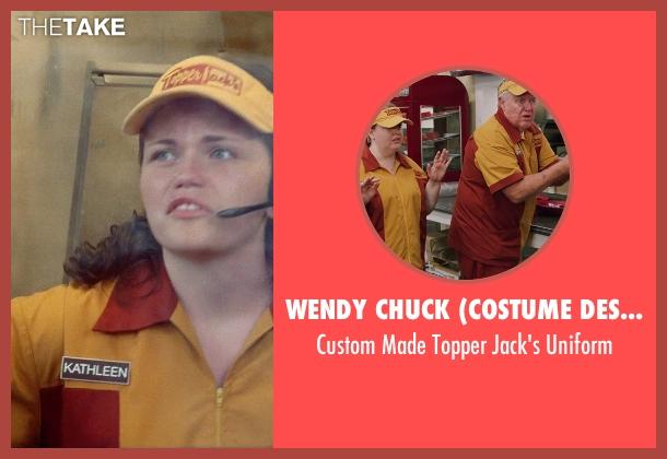 Wendy Chuck (Costume Designer) uniform from Tammy seen with Dakota Lee (Kathleen)