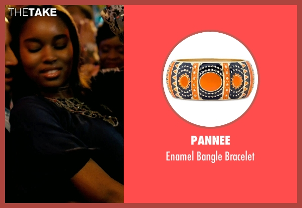 Pannee bracelet from Limitless seen with Damaris Lewis (Beautiful Black Woman)