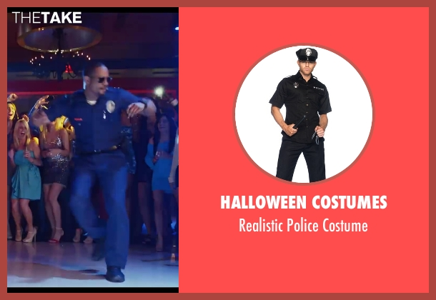 Halloween Costumes costume from Let's Be Cops seen with Damon Wayans Jr. (Justin)