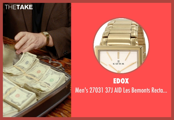 Edox watch from Get On Up seen with Dan Aykroyd (Ben Bart)