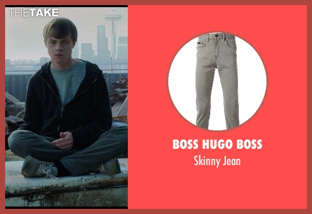 Boss Hugo Boss gray jean from Chronicle seen with Dane DeHaan (Andrew Detmer)