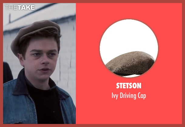 Stetson brown cap from Life seen with Dane DeHaan (James Dean)