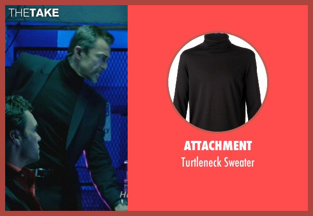 Attachment black sweater from John Wick seen with Daniel Bernhardt (Kirill)