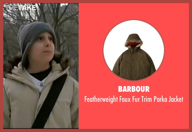 Barbour jacket from Elf seen with Daniel Tay (Michael A.)