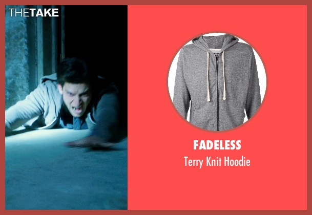Fadeless gray hoodie from Ouija seen with Daren Kagasoff (Trevor)