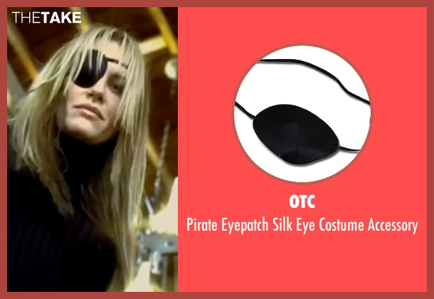 OTC accessory from Kill Bill: Vol. 1 seen with Daryl Hannah (Elle Driver)