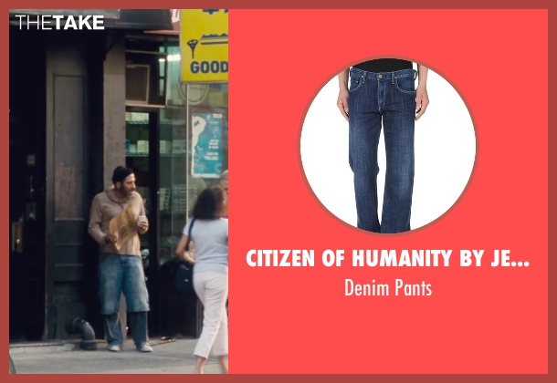 Citizen Of Humanity By Jerome Dahan pants from Trainwreck seen with Dave Attell (Noam)
