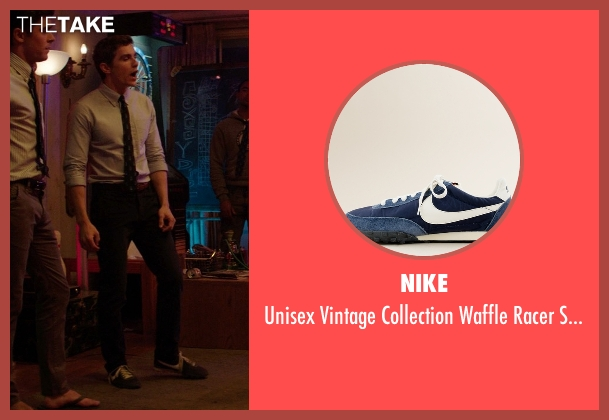 Nike blue sneakers from Neighbors seen with Dave Franco (Pete)