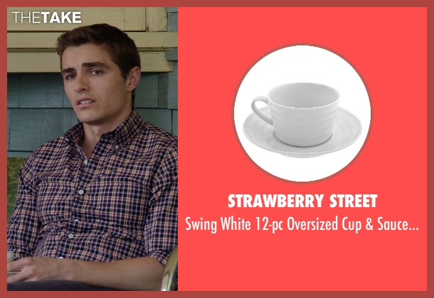 Strawberry Street set from Neighbors seen with Dave Franco (Pete)