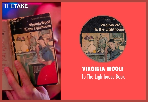 Virginia Woolf book from Nerve seen with Dave Franco (Ian)