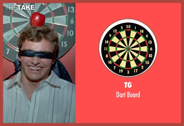TG board from Unfinished Business seen with Dave Franco (Mike Pancake)