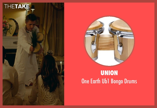 Union drums from While We're Young seen with Dean Wareham (Shaman)