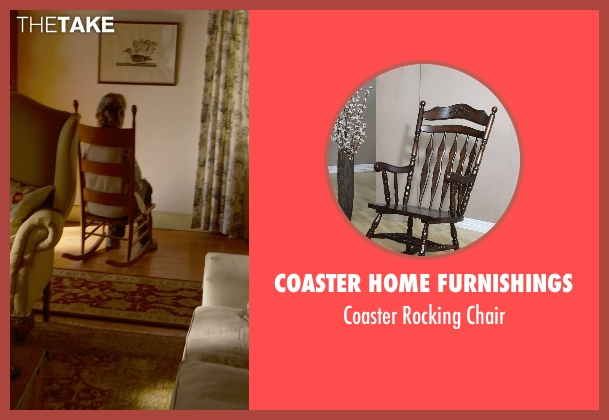 Coaster Home Furnishings chair from The Visit seen with Deanna Dunagan (Unknown Character)