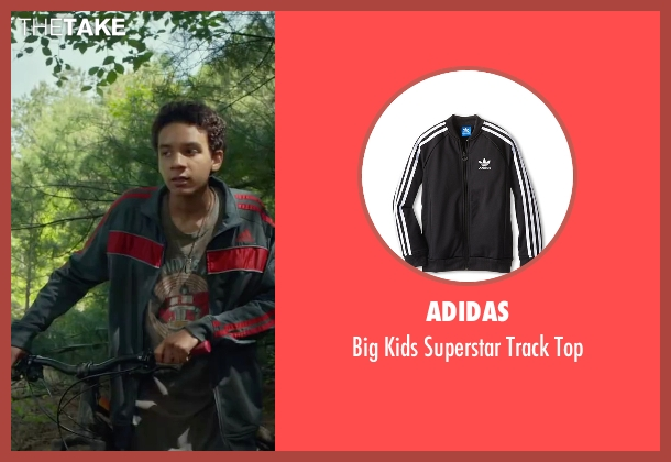 Adidas black top from Max seen with Dejon LaQuake (Chuy)