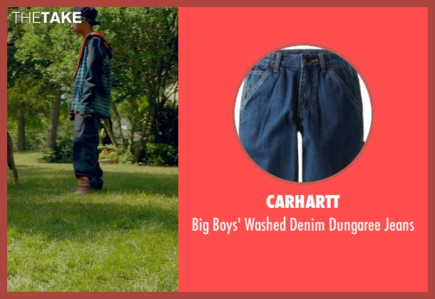 Carhartt jeans from Max seen with Dejon LaQuake (Chuy)