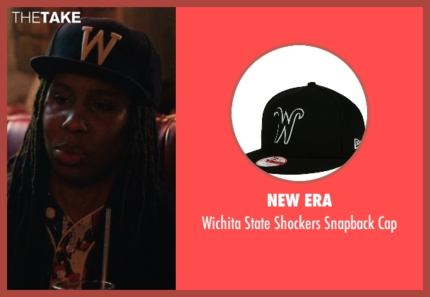New Era black cap from Master of None seen with Denise (Lena Waithe)