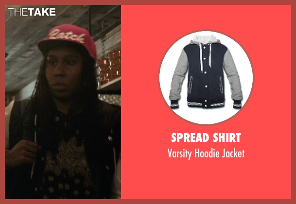 Spread Shirt jacket from Master of None seen with Denise (Lena Waithe)