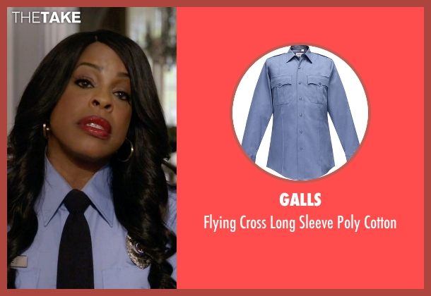 Galls blue cotton from Scream Queens seen with Denise (Niecy Nash)