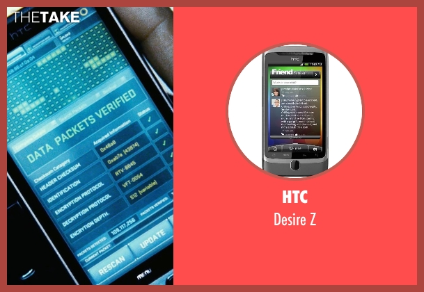 HTC z from Safe House seen with Denzel Washington (Tobin Frost)
