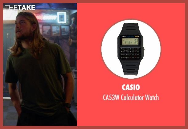 Casio black watch from Animal Kingdom seen with Deran Cody (Jake Weary)