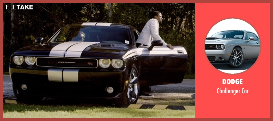 Dodge car from Self/Less seen with Derek Luke (Anton)
