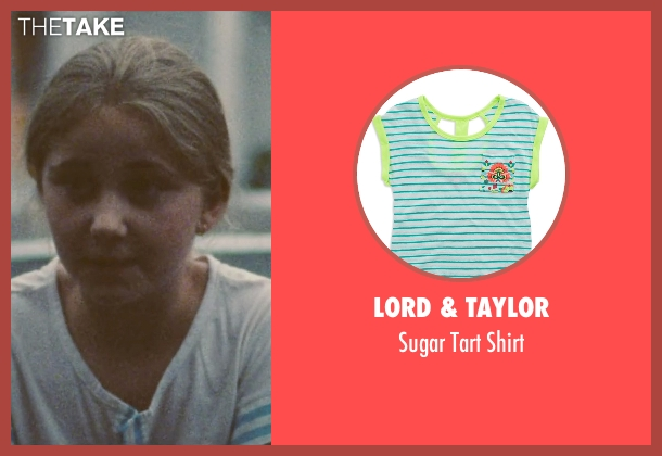 Lord & Taylor blue shirt from Trainwreck seen with Devin Fabry (Nine Year Old Amy)