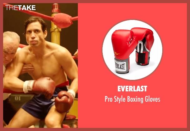 Everlast gloves from Hands of Stone seen with Édgar Ramírez (Roberto Duran)