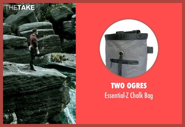 Two Ogres bag from Point Break seen with Édgar Ramírez (Bodhi)