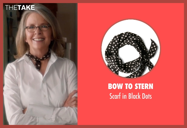 Bow to Stern black dots from And So It Goes seen with Diane Keaton