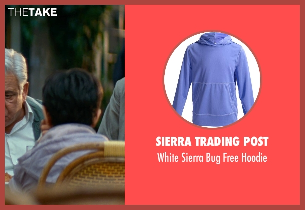 Sierra Trading Post purple hoodie from The Hundred-Foot Journey seen with Dillon Mitra (Mukthar Kadam)