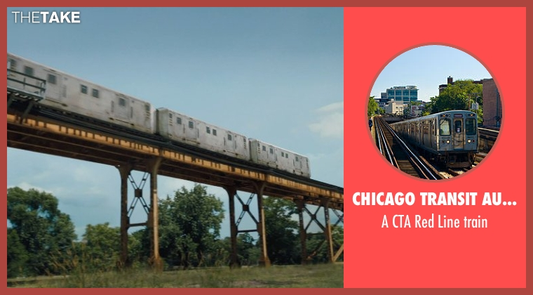 Chicago Transit Authority train from Divergent