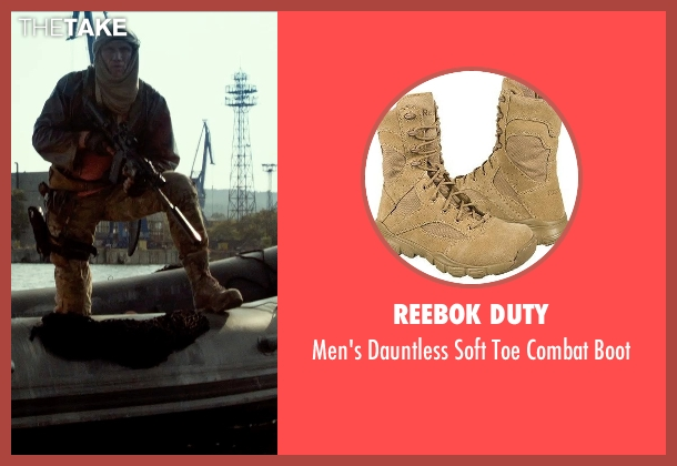 Reebok Duty brown boot from The Expendables 3 seen with Dolph Lundgren (Gunner Jensen)