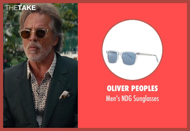 Oliver Peoples	 sunglasses from The Other Woman seen with Don Johnson (Frank)
