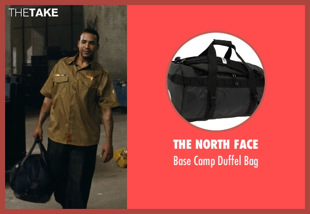 The North Face black bag from Fast Five seen with Don Omar (Santos)