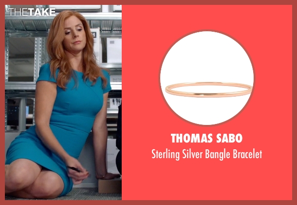 Thomas Sabo gold bracelet from Suits seen with Donna Roberta Paulsen (Sarah Rafferty)