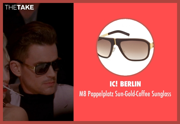 ic! Berlin black sunglass from American Horror Story seen with Donovan (Matt Bomer)
