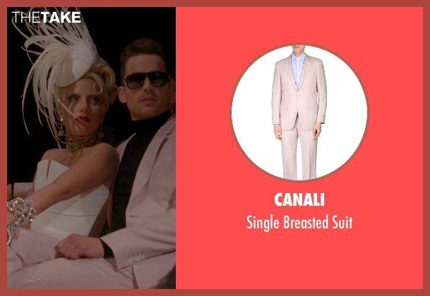 Canali pink suit from American Horror Story seen with Donovan (Matt Bomer)