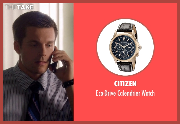 Citizen black watch from Nashville seen with Dr. Caleb Rand (Nick Jandl)