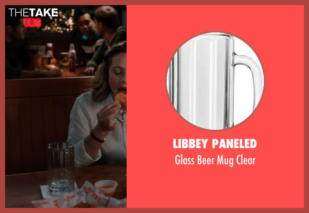 Libbey Paneled clear from Blended seen with Drew Barrymore (Lauren Reynolds)