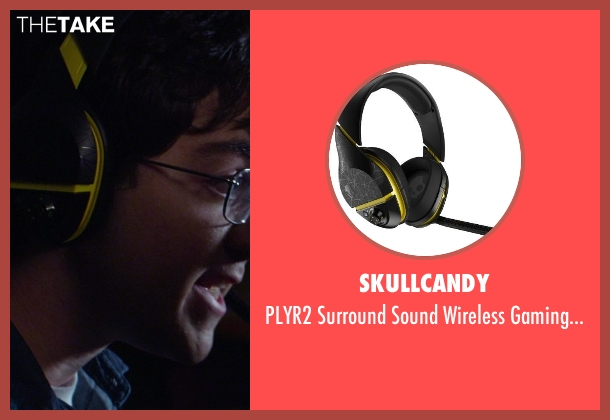 Skullcandy headset from Ride Along seen with Drew Goin (Suds31)