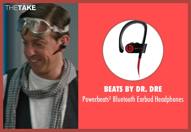 Beats by Dr. Dre headphones from We're the Millers seen with Ed Helms (Brad Gurdlinger)