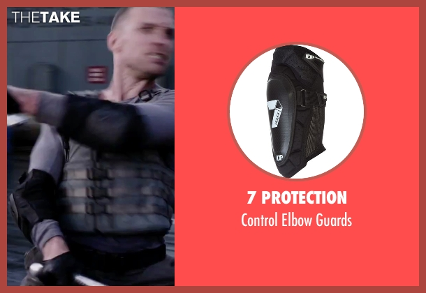 7 Protection guards from Deadpool seen with Ed Skrein (Ajax)