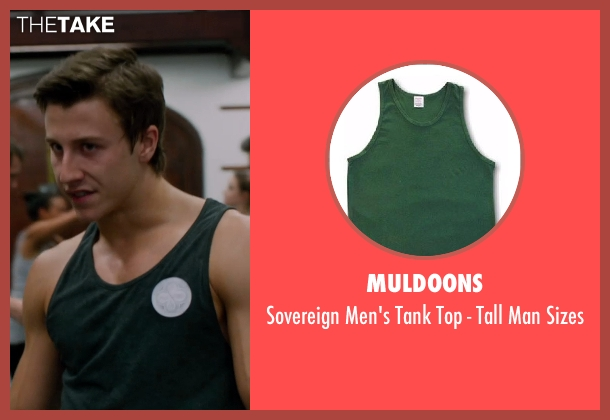 Muldoons green sizes from Vampire Academy seen with Edward Holcroft (Aaron)