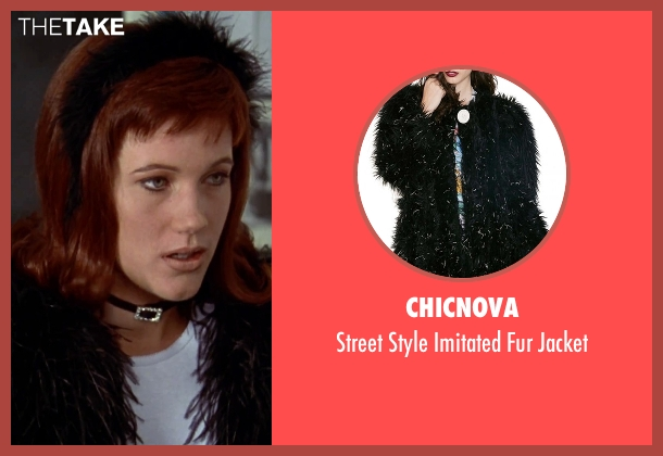 ChicNova black jacket from Clueless seen with Elisa Donovan (Amber)